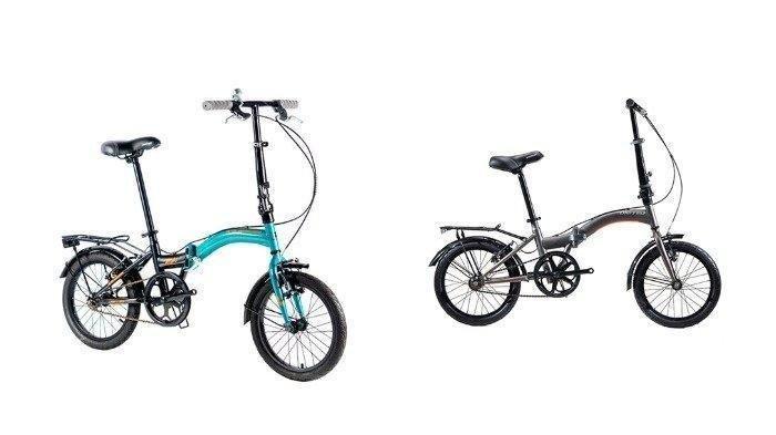Daftar Harga Sepeda Lipat 2020, Mulai dari Rp 1 Jutaan, Sepeda Lipat Polygon, Pasific Hingga United