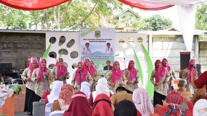 Program Pangan Lokal Warnai Momentum Hari Ibu, Ada Hadiah untuk Kelompok Tani Wanita