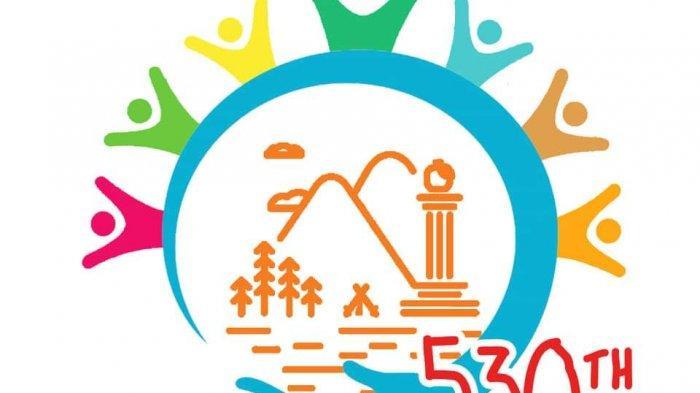 Bertemakan 'Bersatu Melawan Corona Virus Disease 19', Ini Makna Logo Hari Jadi ke-530 Majalengka