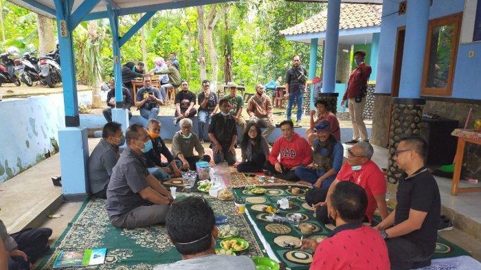 Hari Kedua Libur Panjang Wisatawan Mulai Padati Kawasan Palutungan Kuningan, Kapolres Cek Lokasi