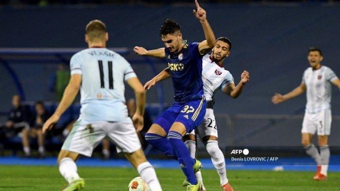 Liga Eropa: Awal Musim Jadi Mimpi Buruk Lazio, West Ham Sukses Pecundangi Tuan Rumah Dinamo Zagreb