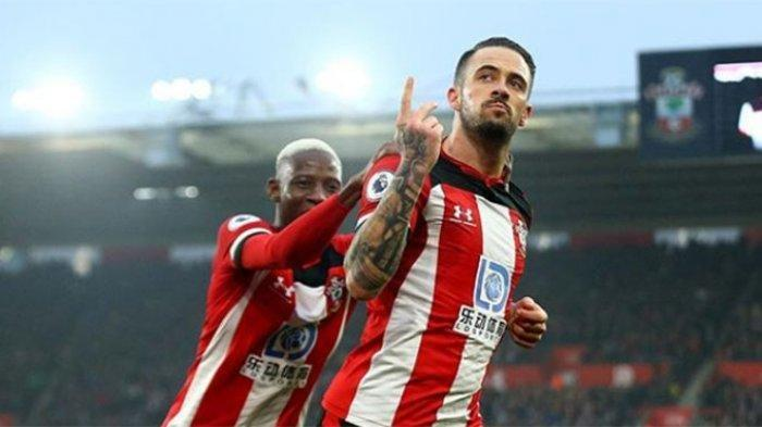 Hasil Liga Inggris Southampton vs Liverpool, Gol Danny Ings Sukses Permalukan The Reds