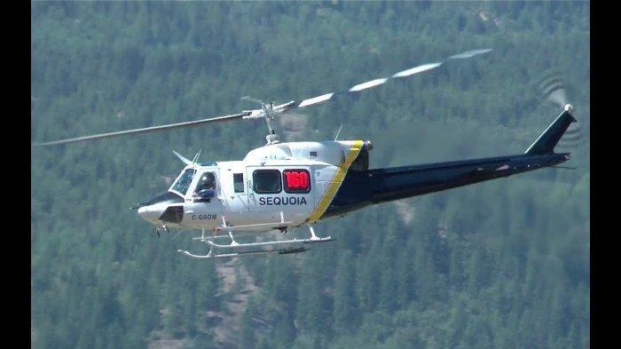 Helikopter yang Hilang Kontak di Papua Sudah Ditemukan, Semua Kru Selamat