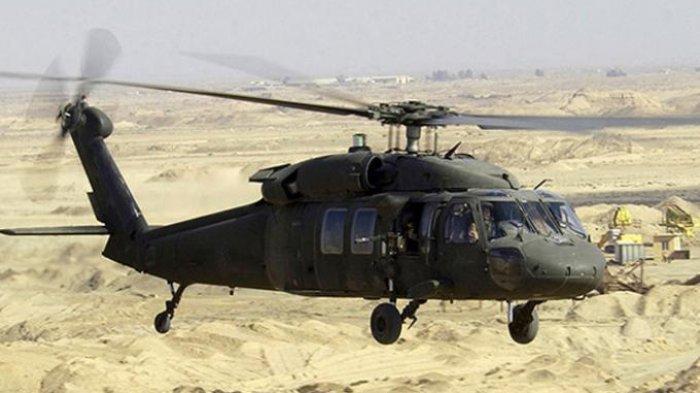 Helikopter Black Hawk UH-60