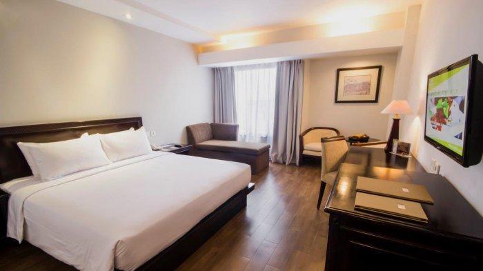 DAFTAR Hotel Murah di Kota Bandung, Tarifnya di Bawah Rp 150 Ribu, Cocok untuk Para Backpacker