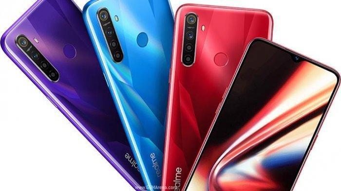 Daftar Lengkap Harga HP Realme Februari 2020, Realme C2 Rp 1,3 Jutaan dan Realme X2 Pro Rp7,7 Juta