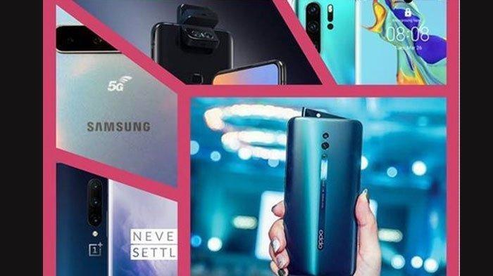 Daftar Terbaru Harga HP atau Smartphone Samsung Februari 2020, Cek Harganya di Sini