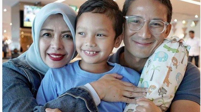 Sandiaga Uno Ulang Tahun ke-50, Banjir Ucapan Selamat dari Netizen, Sekarang Dipanggil Papa Online