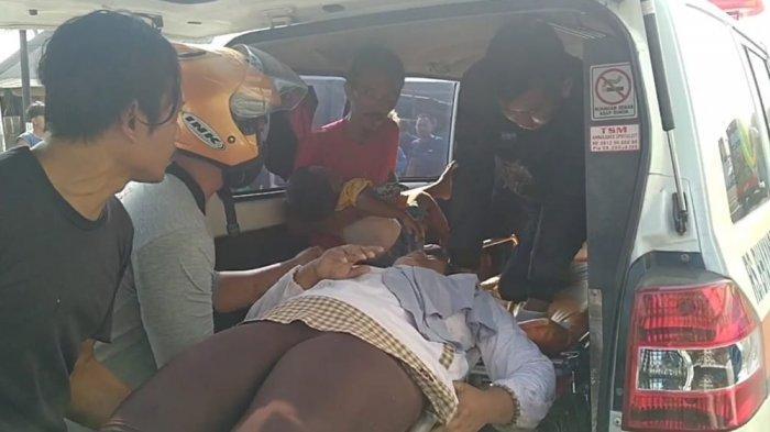 Ibu dan Anak Balitanya Tertabrak Truk di Jalur Pantura Indramayu, Langsung Dilarikan ke Rumah Sakit