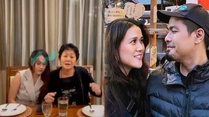Tak Terima Anaknya Dituduh Selingkuh dengan Mertuanya Hotma Sitompul, Ibu Mikhavita Marah Besar