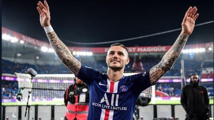 Paris Saint-Germain Ingin Permanenkan Mauro Icardi, tapi Minta Diskon ke Inter Milan
