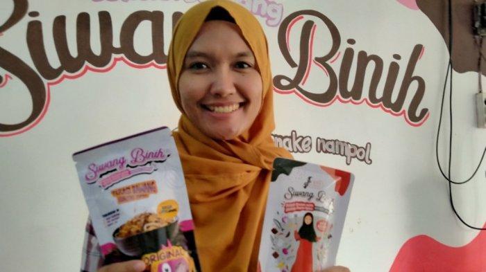 Siwang Binih, Makanan Khas Pesisir Indramayu yang Banyak Diminati, Ribuan Pcs Diekspor ke Jepang