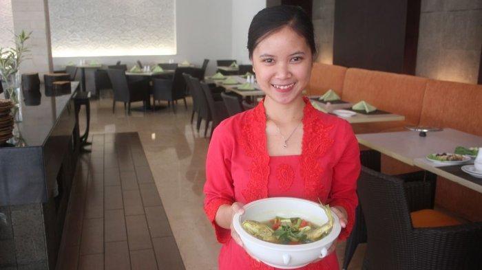 Mencicipi Ikan Garang Asem di Hotel Santika Cirebon, Cocok Buat Menu Makan Siang