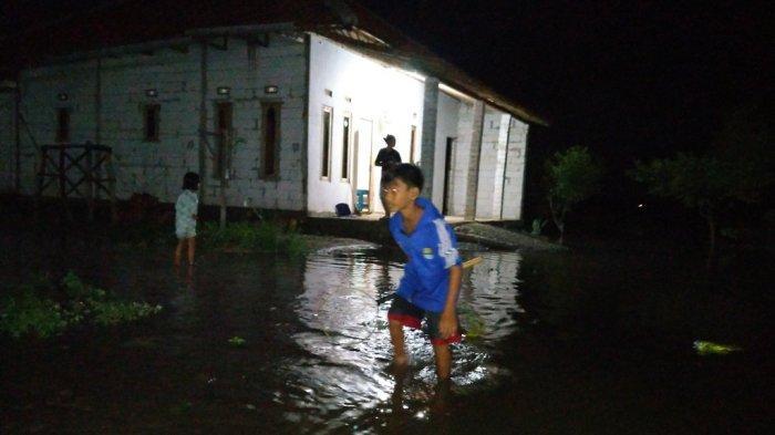 Ini 5 Penyebab Banjir Rob yang Melanda Pesisir Pantura Jawa, BMKG Minta Warga Waspada