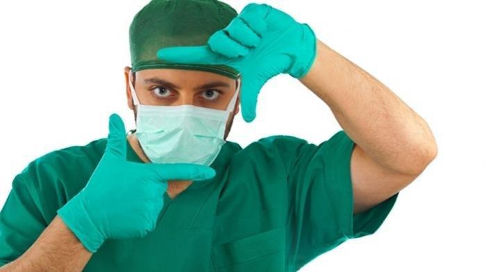 BARU TAHU, Ternyata Ini Alasan Dokter Bedah Gunakan Baju Warna Hijau Saat Lakukan Tindakan Operasi