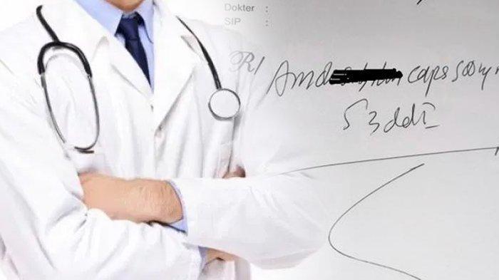 Kok, Tulisan Dokter Sangat Jelek Seperti 'Cakar Ayam' Saat Menulis Resep? Ternyata Ada Maksudnya