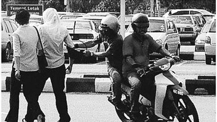 Begal di Purwakarta Nekat Rampok Uang Bantuan BPNT Rp 135 Juta, Korban Dilarikan ke RS