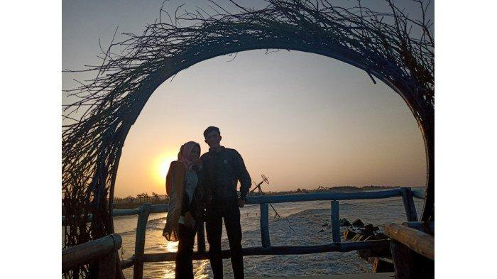 Pantai Rembat Indramayu Lama Tak Terurus Kini Disulap Jadi Tempat Wisata Yang Instagramable