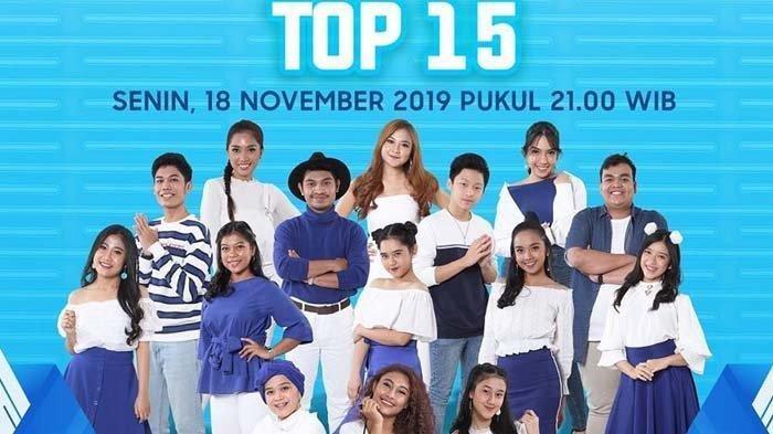 Hasil Indonesian Idol Spektakuler Show Top 15, 1 Kontestan Tersingkir, Tiara dan Samuel Selamat