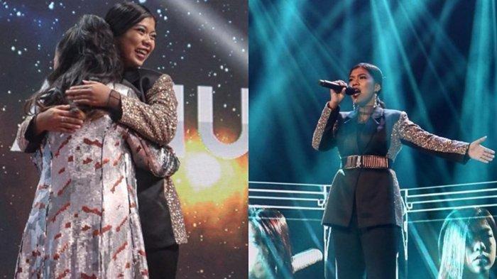 Hasil Indonesian Idol 2020 Spektakuler Show Top 7, Ainun Harus Mengubur Mimpinya Tadi Malam