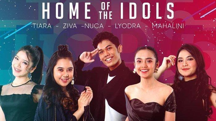 HASIL Indonesian Idol Top 5 Tadi Malam, Peserta Ini Duet Nyanyikan Lagu Shallow dan Tereliminasi