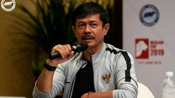 Tim Indonesia Dianggap Enteng,  Indra Sjafri Minta Pemain Singapura Segera Bertobat