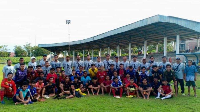 Sepak Bola Indramayu Bertekad Pertahankan Emas di Porprov XIV Jabar, Bakal Dilatih Indra Tohir