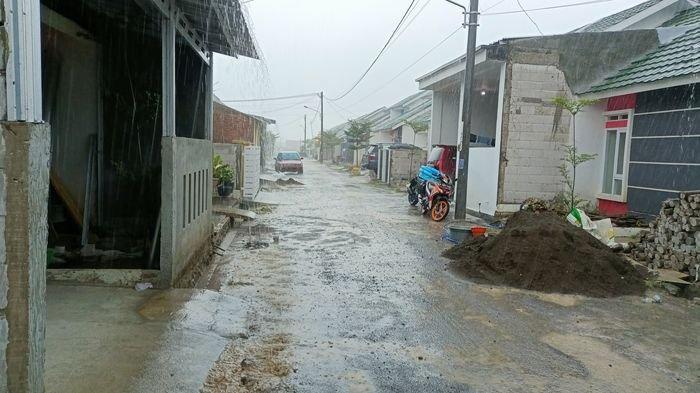 Indramayu Diguyur Hujan Deras Pagi Ini, Bersiap Awal Musim Hujan Sebentar Lagi