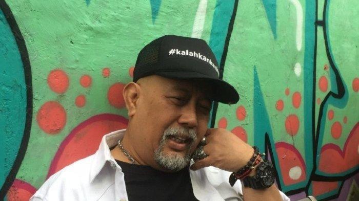 Indro Warkop Kena Covid-19, Minta Doa dari Netizen, Sekarang sedang Jalani Isolasi Mandiri di Rumah