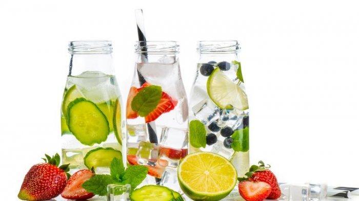 Infused Water Bermanfaat untuk Penderita Diabetes, Ini 3 Resep Infused Water untuk Diabetes