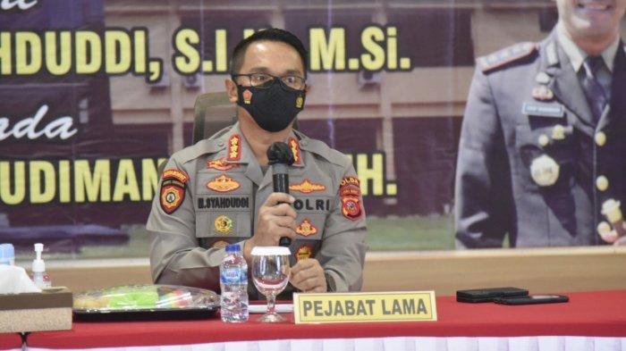 Lepas Jabatan Kapolresta Cirebon Ini Kesan Kombes Pol M Syahduddi Selama Menjabat