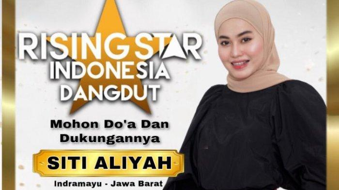 Siti Aliyah Mojang Indramayu Lolos Ajang Rising Star Dangdut Indonesia, Dapat Dukungan Penuh Bupati