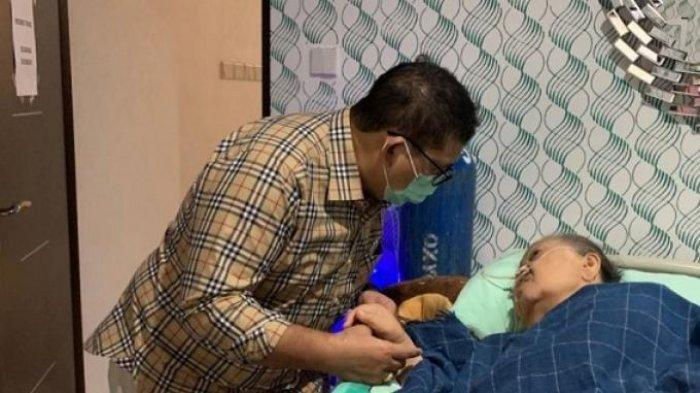 Fadli Zon Berduka, Sang Ibunda Meninggal Dunia, Politisi Gerindra Tulis Ini Sebelum Ibunya Meninggal