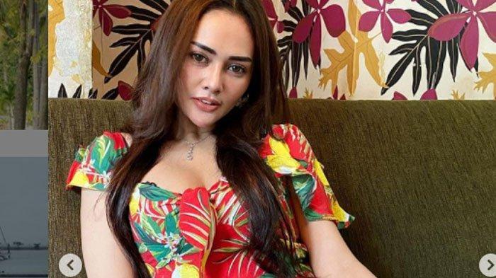 Ini Foto-foto Seksi Intan Ratna Juwita yang Ditalak Cerai YouTuber Maell Lee, Nikah Belum Satu Tahun