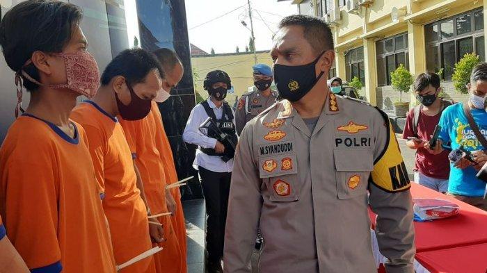 Pelaku Begal Payudara di Cirebon Diringkus Petugas Polresta Cirebon, Terancam 15 Tahun Penjara