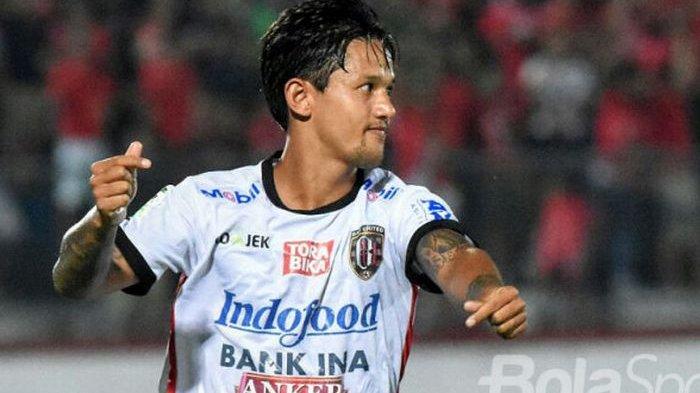 Irfan Bachdim Didepak Bali United, Suami Jennifer Bachdim Kini Merapat Ke PSS Sleman