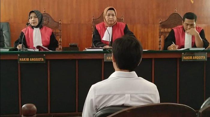 Sidang Keempat Anak Bupati Majalengka Irfan Nur Alam Digelar, Agenda Pembacaan Tuntutan Terdakwa