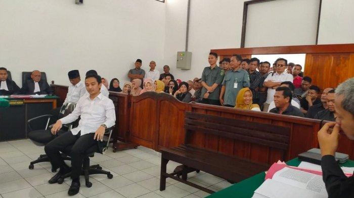 Irfan Nur Alam, Terdakwa Kasus Penembakan Terhadap Kontraktor Divonis 1 Bulan 15 Hari Penjara