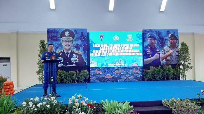 Kakorpolairud Apresiasi Program Pemberian Asuransi Nelayan dari Ditpolairud Polda Jabar