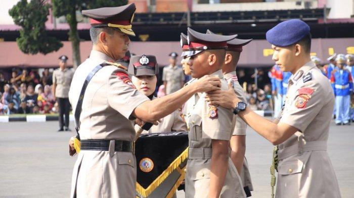 Kapolda Jabar  Irjen Pol Rudy Sufahriadi Resmi Melantik 748 Bintara Polri