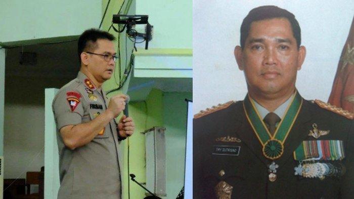 Profil IrjenFirmanSantyabudi, Putra Wapres ke-6 Try Sutrisno yang Kini Jadi Jenderal Polisi