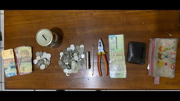 Isi Kotak Amal yang Dibobol Pencuri Bermobil dari Mushola Hanya Rp 300 Ribuan, Begini Nasib Pelaku