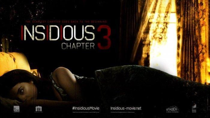 SINOPSIS FILM Horor Insidious 3 Yang Akan Tayang Malam Ini di Bioskop Trans TV, Yuk Simak Trailernya