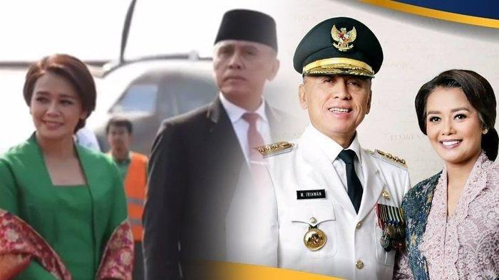 POTRET Novita Ariyanti, Istri Cantik Ketua Umum PSSI Mochamad Iriawan alias Iwan Bule