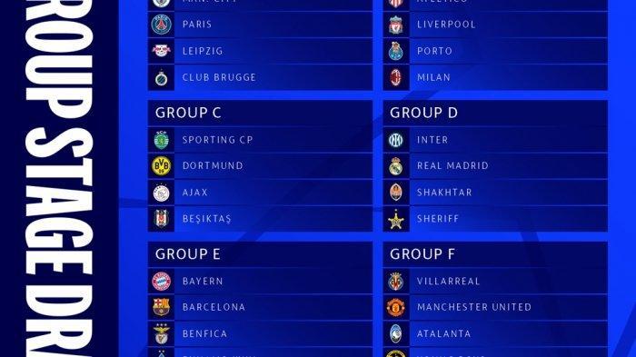 Jadwal Lengkap Liga Champions Pekan Ini, Liverpool vs AC Milan, Barca vs Bayern Muenchen