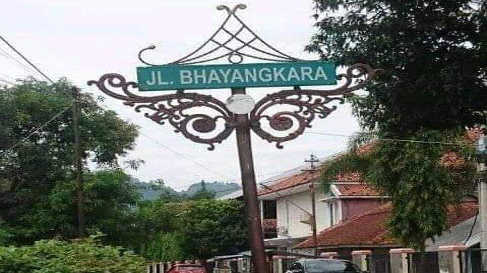 Momentum HUT Ke-75 Bhayangkara, Ini Sejarah Penamaan Jalan Bhayangkara di Majalengka