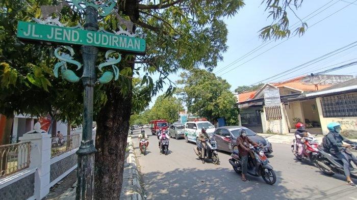 Jalan Jenderal Sudirman Indramayu Kembali Diberlakukan Dua Arah, Ini Alasannya