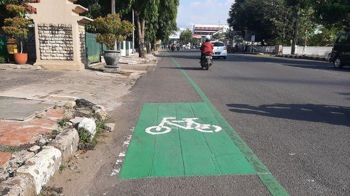 Kabar Gembira Buat Goweser Kota Cirebon, Dishub Sediakan Jalur Khusus Sepeda di Jalan Siliwangi