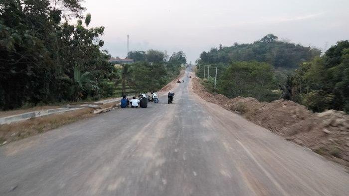Akhir Tahun Jalan Lingkar Timur Kuningan Bisa Dipakai untuk Urai Kemacetan Jalur Nasional Cirebon