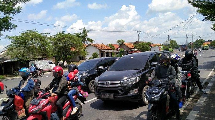 Di Indramayu Belum Ditemukan Pemudik yang Mencuri Start Meski Ada Peningkatan Traffic Kendaraan